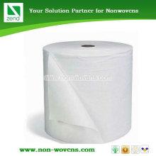 спанбонд нетканые влажные салфетки ткани