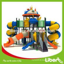 2014 neueste Design Kindergarten Spielplatz mit Fabrik Preis LE.XK.004