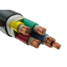 Types of underground 4 core 4mm 70mm copper pvc armoured cables 120mm 4x25