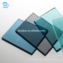 6mm 8mm dick Siebdruck farbiges Glas Tischplatte Preise