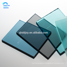 6mm 8mm thick silkscreen printing colored glass table top prices