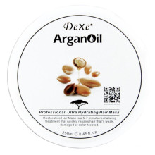 hot top sale Dexe / cosmetic argan oil hair mask /popular in the world