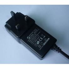 Adaptador de corriente de conmutación EU / UK / Us Plug 12V 2A (2000mA)