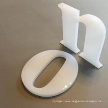 Laser Cut Logo Acrylic Sign Plastic Letter Custom Logo Alphabet Acrylic Letter
