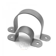 Abrazadera de tubería de acero de alta calidad personalizada
