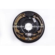 Freno de tambor hidráulico-freno de tambor hidráulico de 12 pulgadas para remolque de campista