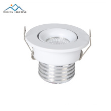 Hot sale Warm White COB aluminum housing 3w 6w 9w 16w 24w 30w mini led spotlight