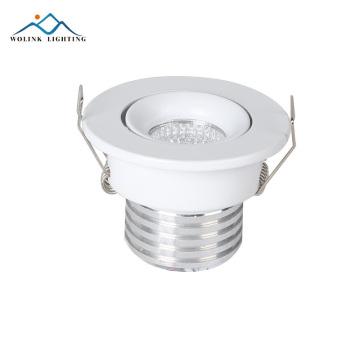 Hot sale Warm White COB aluminum housing 3w 6w 9w 16w 24w 30w mini led spotlight