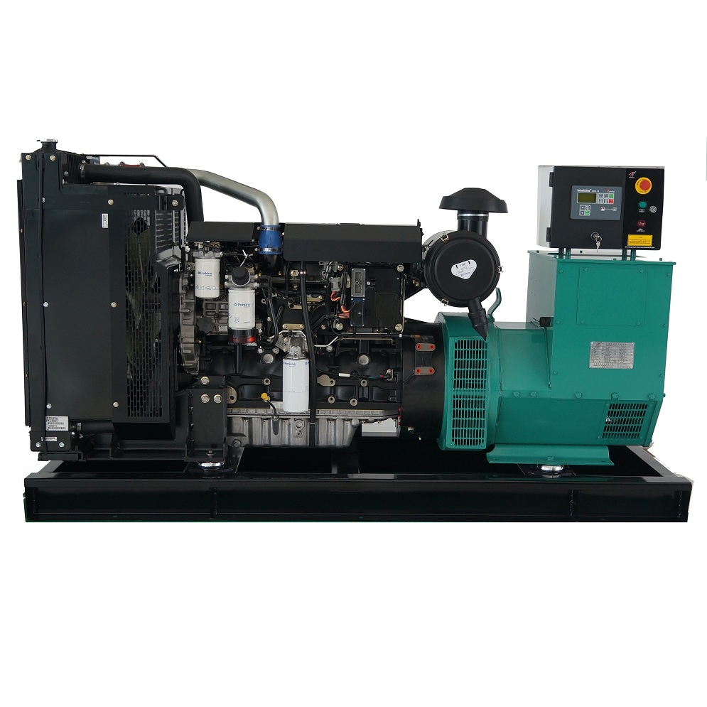 120kw continuous duty diesel generator