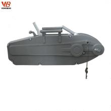 Mini grue manuelle 100kg de câble métallique en acier d'équipement de manutention