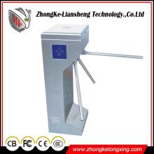 40 Personen / Minute Zutrittskontrollsystem Automatisches Türstativ Drehkreuz