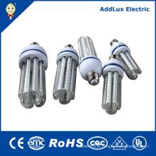 Iluminação de poupança de energia do diodo emissor de luz do UL do Ce de 3W-25W B22 E14 E27