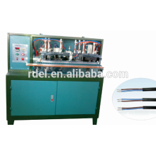 fully automatic cable stripping twisting soldering cutting machines