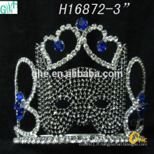 Forme belle beauté couronne de concours congelé
