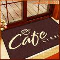 Gummi Teppich oder Fußmatte für Home Living Mat