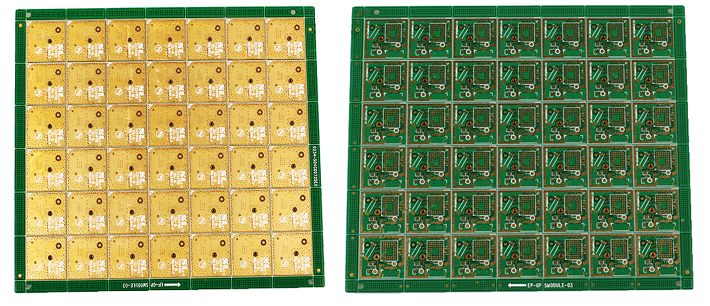PCB Automotive sensors