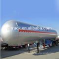 LPG tank semi trailer