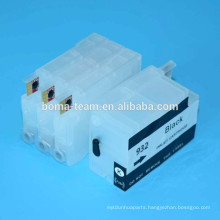 HP932 933 Empty refill ink cartridge with auto reset chip For HP Officejet 6600 6700 7110 7612 Printers