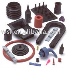 Сертифицирована ISO9001 & TS 16949 пользовательские формованные силиконовые изделия