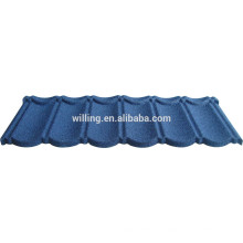Roof tile,Colored stone coated roofing tiles,Metal roofing