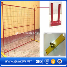 PVC Removable Temporary Mesh Fencing