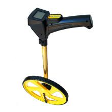 Roda de medição de medidor digital de instrumento de pesquisa de longa distância