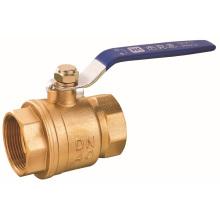 "China full port size 4"" brass ball valve pn16"