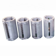 Bande de chauffage en céramique de baril de vis pour la machine d'extrusion
