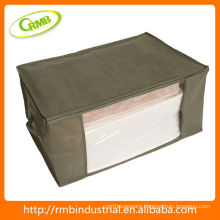 non-woven storage box with lid