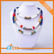 Factory Sale Free Shipping Chunky Fashion Ethnic Style Necklace