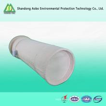 Bolsa de filtro de colector de polvo de pulso Bolsa de filtro de PPS