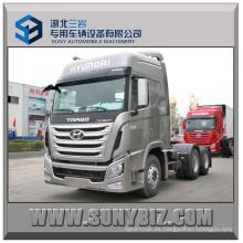 520HP Hyundai Xcient P520 6X4 Camión de la cabeza del tractor