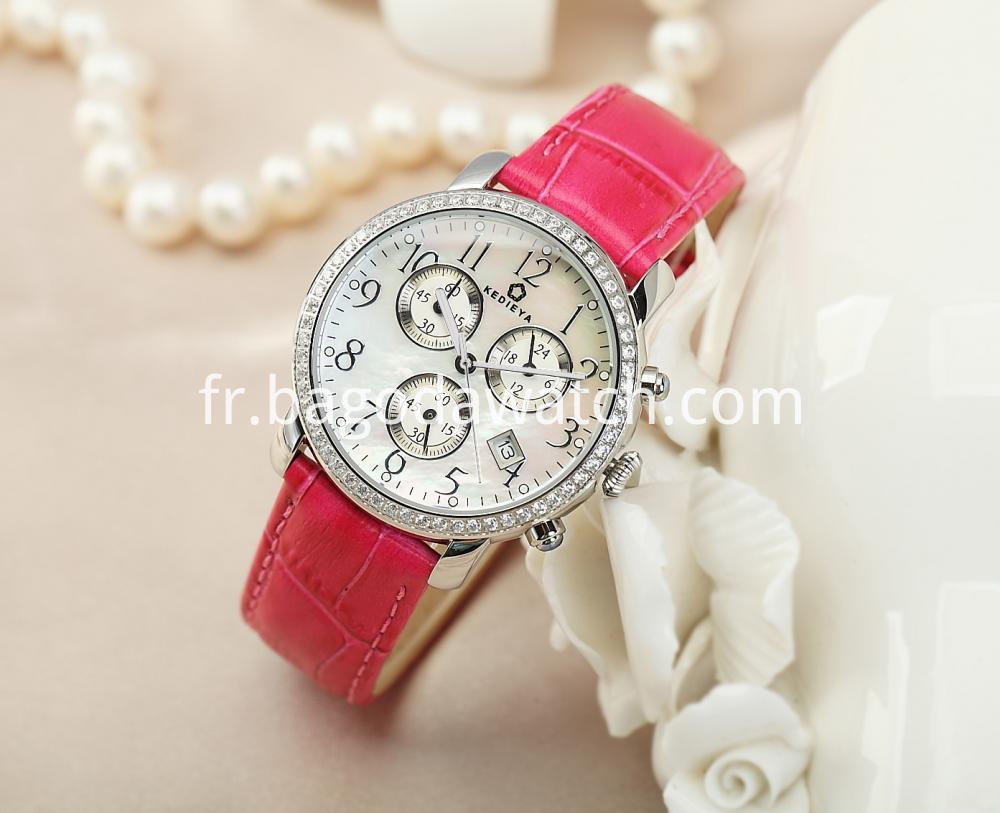 Pink Watches Women