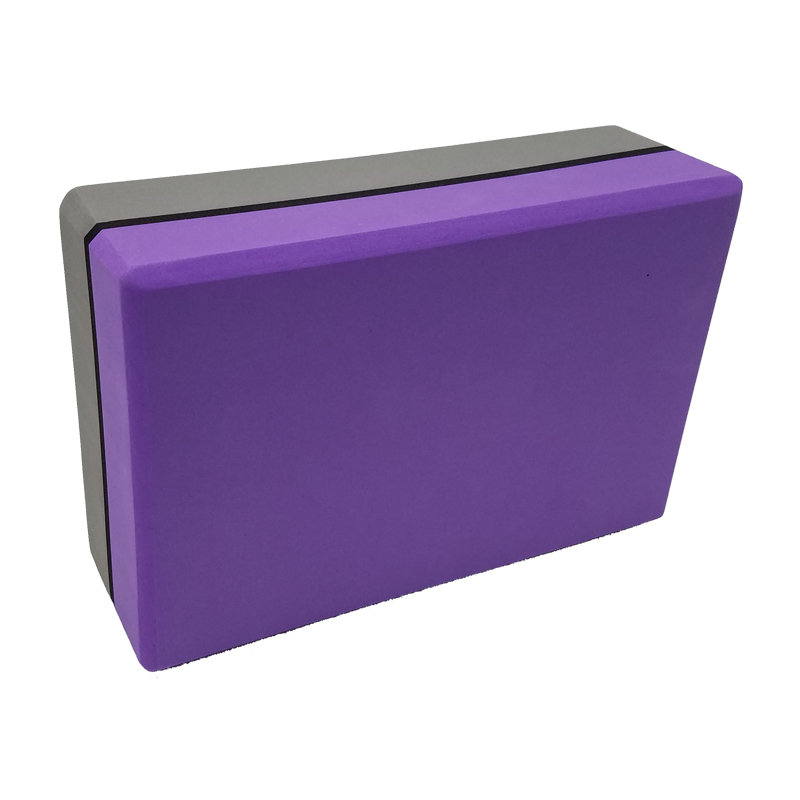 Eco Friendly Yoga Blocks purple