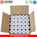 Rollo de papel térmico ISO9001 / Rollo de papel / Papel de POS