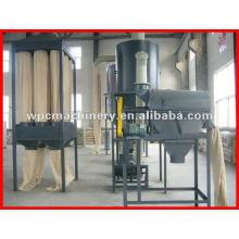 Fräsen von Holzstaubmaschinen