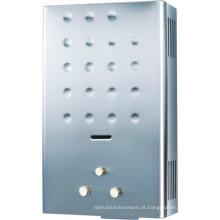 Tipo do fumo Calor de água instantâneo do gás / gás Geyser / caldeira de gás (SZ-RS-75)