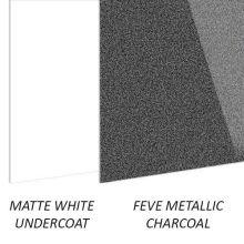 Metallic Charcoal Green Aluminum Sheet Plate 1.6mmThick 5052 H32 1220*2440mm