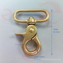 Крючок для ключей с жемчужным золотом и лобстером (J13-179A)
