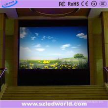 Parede video conduzida Die-Casting do diodo emissor de luz da cor interna / exterior para anunciar (P3.91, P4.81, P5.68, P6.25)
