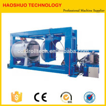 Automatic pressure gelating APG machine for expoxy resin hydraulic casting