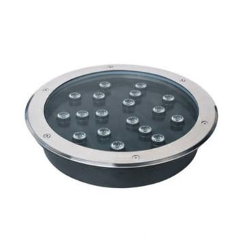 IP65 impermeável rodada iluminação exterior levou luzes subterrâneas venda on-line
