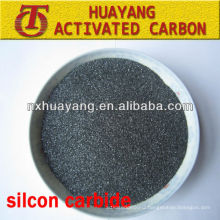 Huayang 2014 new type selling SiC 98%min Silicon Carbide
