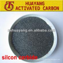 Huayang 2014 novo tipo vendendo SiC 98% min Carvão de silício