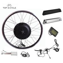 Kit de convección de bicicleta eléctrica kit de motor de bicicleta barata y buena calidad