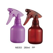 Botella pulverizadora de plástico para jardín (NB353)