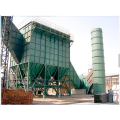 High quality air volume 1000-5000 m3/h bag filter for cement plant