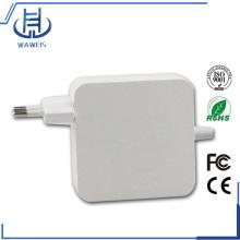 EU Plug 60W Power Adapter for MacBook