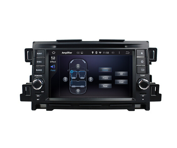 Car dvd player for Mazda CX-5 2012-2013