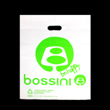 PE Shopping Design Printing Die Cut Bag